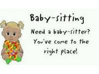 Babysitter available to Windsor, Maidenhead, Datchet and Old Windsor