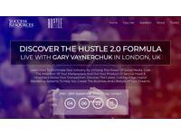 Gary Vaynerchuk HUSTLE 2.0 - Gold Tier Ticket