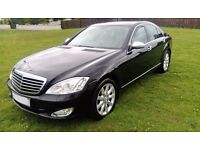 2007 Mercedes S320 CDi Original & Pristine, 98,998mls, Many Factory Options, Service History