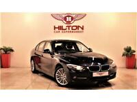 BMW 3 SERIES 2.0 320D SPORT 4d AUTO 184 BHP NO DEPOSIT NEED - DRIVE AWAY TODAY (black) 2012