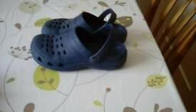 Child's crocs