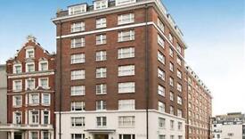 Studio flat in Hill Street, Mayfair, W1J