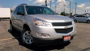 2011 Chevrolet Traverse 1LS, 8 seats, DVD, Remote Start, Cruise
