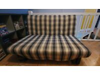 Free sofa bed. Must collect