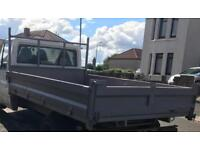 Transit tipper body only fully working