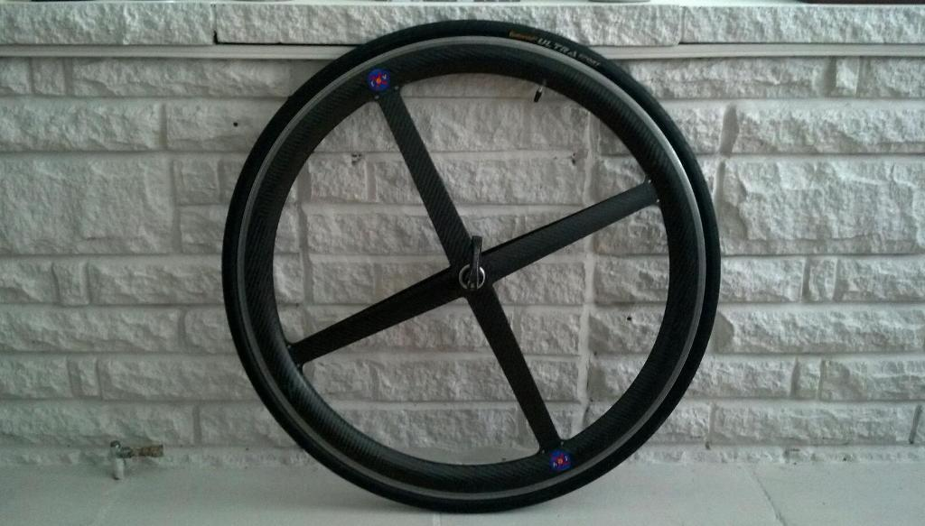 Spinergy rev x front carbon wheel road bike fixed gear for Divan finchley