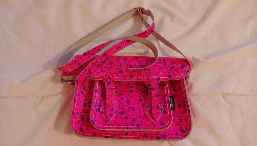 All most brand new special edition Zatchel messenger bag
