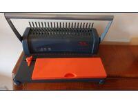 Peach Star Binder PB200-21 Office Binding Machine