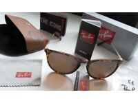 RAYBANS LADIES TURTLE SHELL SUNGLASSES COLLECTION + PAYPAL WELCOME quad
