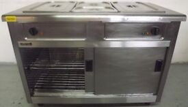 Used Lincat Bain Marie/Hot Cupboard Hire/Buy over 4 Months using Easy Payments