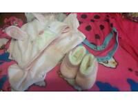Baby girl bundle newborn