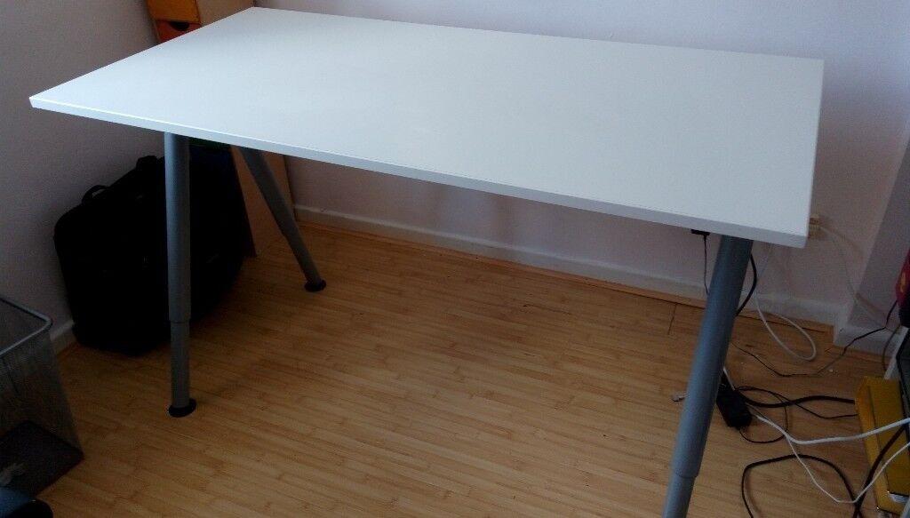 Ikea office desk in royston cambridgeshire gumtree
