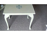 Shabby chic occasional tables