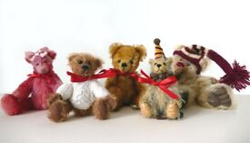 Limited Edition, Collectable Teddy Bears