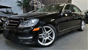 2014 Mercedes-Benz C-Class C350 4MATIC AMG PKG REVERSE CAMERA