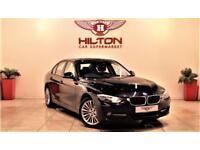 BMW 3 SERIES 2.0 320D SPORT 4d AUTO 184 BHP NO DEPOSIT NEED - D (black) 2012