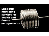 Freelance copy, content and digital marketing for health and fitness businesses