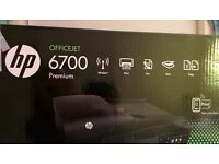HP Officejet 6700 printer all-in-one