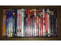 DVD Bundles (25 DVDs Open To Offers)
