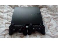 PlayStation3 + 6 games