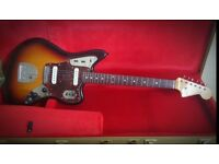 Fender Jaguar 66 reissue CIJ (2000) with case