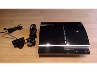 PS3 faulty + working Playstation Eye 3