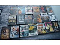 81 ORIGINAL DVDS (SEE DESCRIPTION AND ALL PHOTOS)