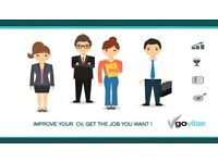 CV WRITTING AND DESIGN, CV TRANSLATION (SPANISH, ITALIAN, ENGLISH ), CAREER ADVISOR