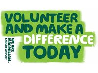 Volunteer for Macmillan - Cambridgeshire Action Team