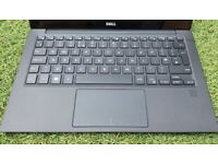"Dell XPS 9370 13.3"" Laptop, Intel i7-7550U 8GB SDRAM 250GB M.2 SSD 13.3 inch Touchscreen, UK KB"