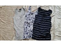 Size 8 New Look Maternity Tops