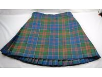 "Men's Kilt 38""-42"" by Alex Scott Tartan Army"