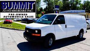 2012 Chevrolet Express 2500 LEATHER | A/C | LOW MILEAGE | TILT