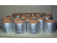 54 candle tea light holders or craft containers