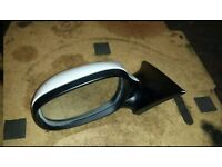 2009 BMW NEAR SIDE PASSENGER ELECTRIC WING MIRROR