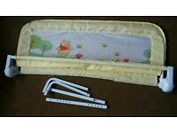 Summer infant winnie the pooh bed guard
