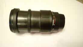 Tamron zoom lens 28 - 200 Canon EOS fit