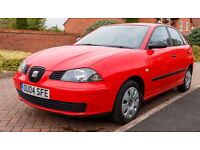 SEAT IBIZA 1.4 S 5dr (very low mileage)