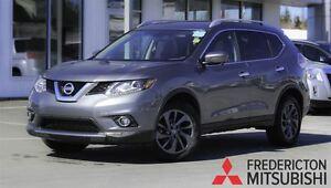 2016 Nissan Rogue SL! AWD! LEATHER! SUNROOF! NAV!