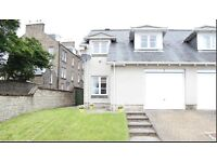 Lovely three bedroom house off Perth Road in the West End of Dundee