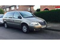 2005 Chrysler Grand Voyager Limited XS Diesel Stow & Go