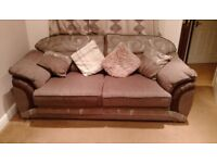 Sofa bed and sofa for sale £250 ono