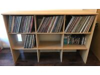 Deconomix deck stand/record storage unit