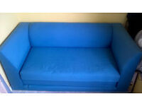 Sofa Bed, excellent condition, hardly used, 45.00. (no offers please, price dropped from 60)