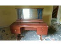 Gplan dressing table