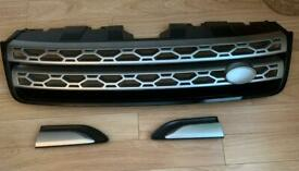 Genuine Land Rover discovery sport grill and side vents