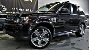2012 Land Rover Range Rover Sport Supercharged NAVIGATION
