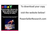 How to get rich on Ebay - Business Training Course for Ebay Sellers