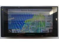 "6"" GARMIN nuviCam LMT-HD GPS Dash Cam Sat Nav 3D Terrain & Buildings Europe Maps (no offers, please)"