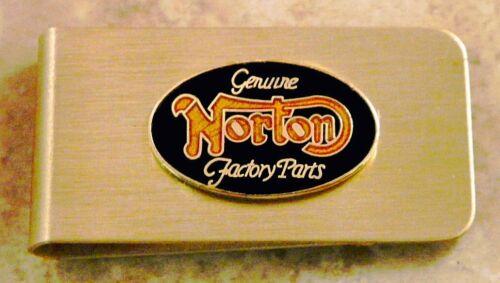 Norton Motorcycle Parts Money Clip